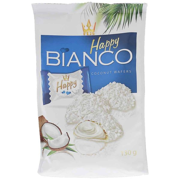 Happy Bianco Coconut
