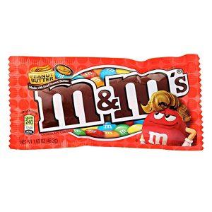 M&Ms Manteiga De Amendoim