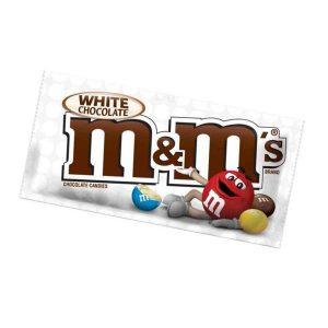 M&Ms Chocolate Branco