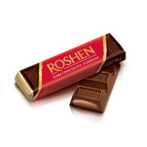 Roshen Dark Chocolate