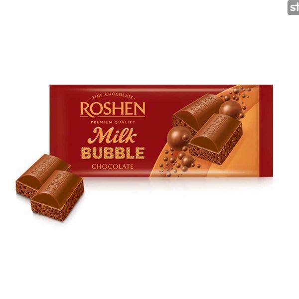 Roshen Milk Bubble
