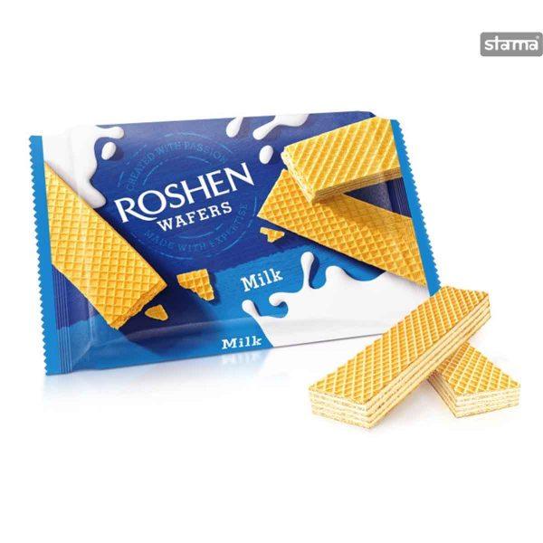 Roshen Wafer Milk