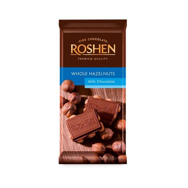 Roshen Whole Hazelnut