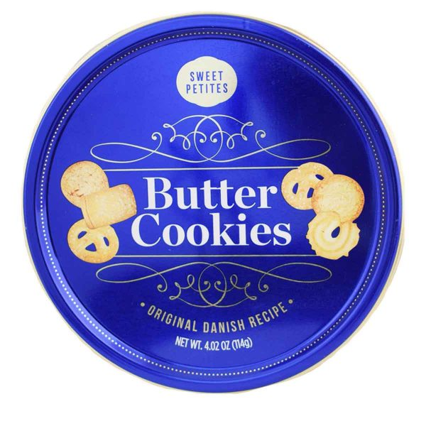 Sweet Petites Butter Cookies